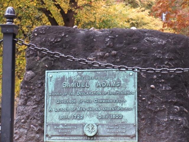 Samuel Adams New Home