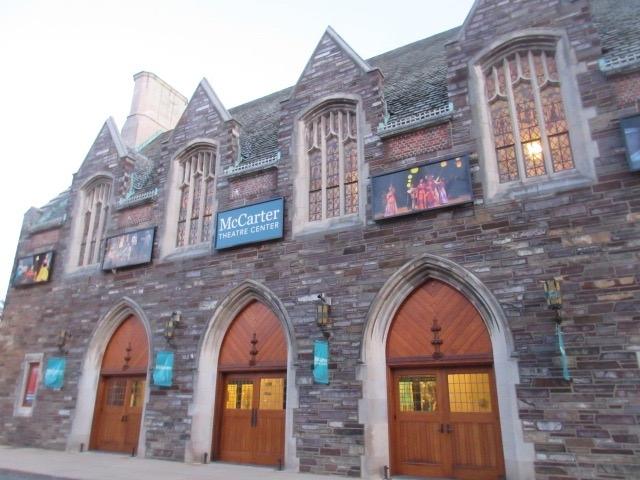 """Princeton"